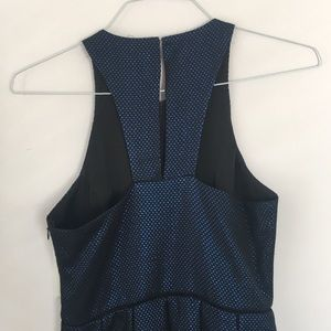 Parker Dresses - Parker Blue Shimmer Dress